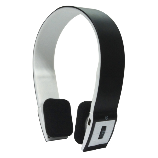 Inland Products Bluetooth Headset - Black 87093