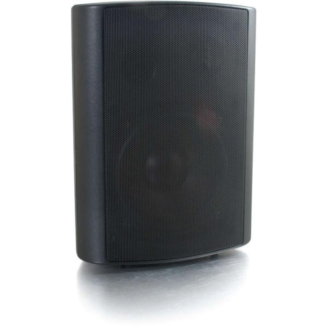 C2G 5in Wall Mount Speaker 70v - Black (Each) 39908