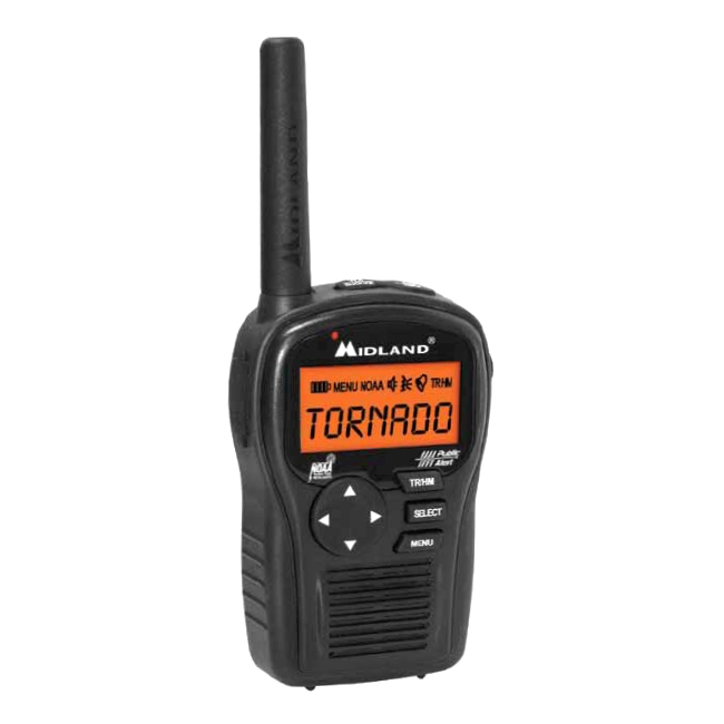 Midland Weather & Alert Radio HH54VP