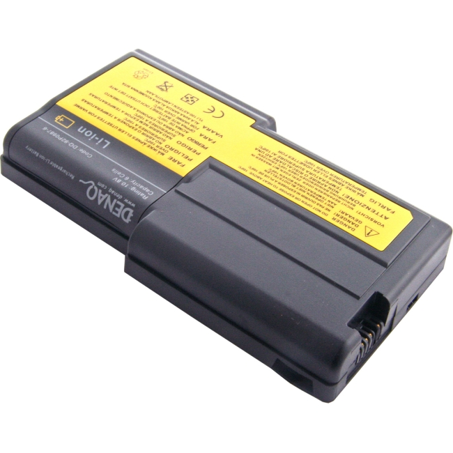 Denaq 6-Cell 58Whr Li-Ion Laptop Battery for IBM DQ-92P0987-6