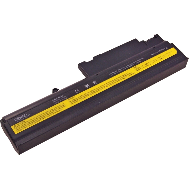 Denaq 6-Cell 58Whr Li-Ion Laptop Battery for IBM DQ-92P1089-6