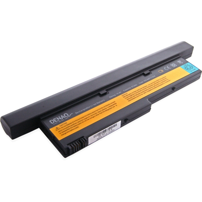 Denaq 8-Cell 58Whr Li-Ion Laptop Battery for IBM DQ-92P1119-8