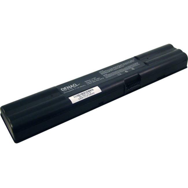 Denaq 8-Cell 4800mAh Li-Ion Laptop Battery for ASUS DQ-A42-A2-8