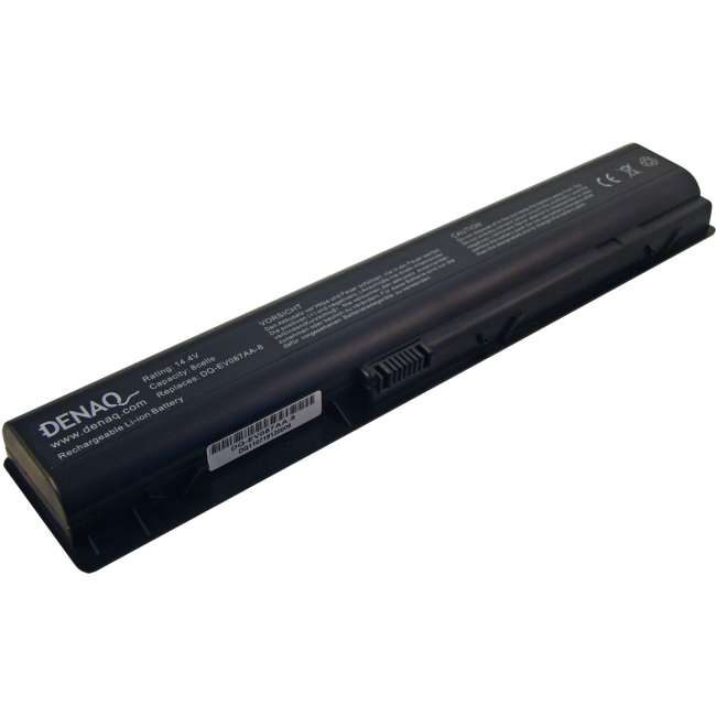 Denaq 8-Cell 63Wh Li-Ion Laptop Battery for HP DQ-EV087AA-8