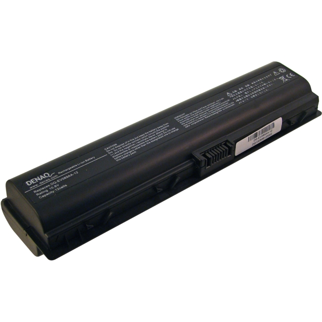 Denaq 12-Cell 8800mAh Li-Ion Laptop Battery for HP DQ-EV089AA-12