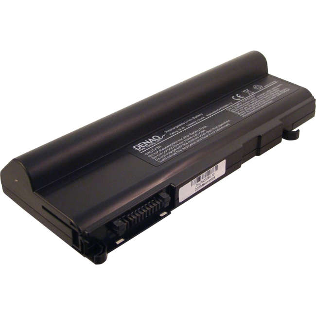 Denaq 12-Cell 10400mAh Li-Ion Laptop Battery for TOSHIBA DQ-PA3356U-12