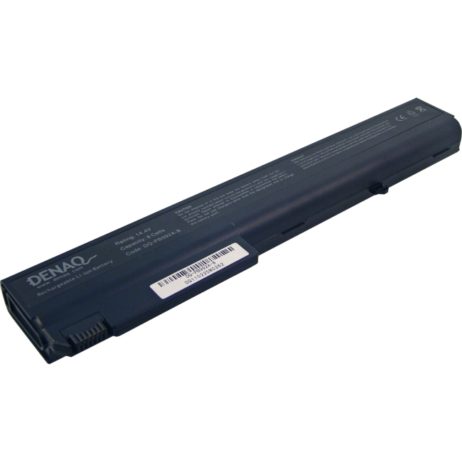 Denaq 8-Cell 4400mAh Li-Ion Laptop Battery for HP DQ-PB992A-8