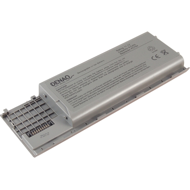 Denaq 6-Cell 56Whr Li-Ion Laptop Battery for DELL DQ-PC764