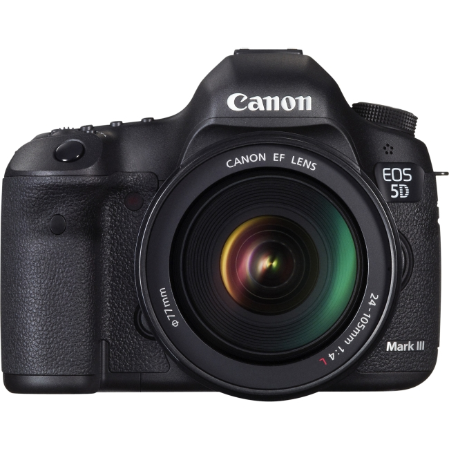 Canon EOS Digital SLR Camera 5260B009 5D Mark III
