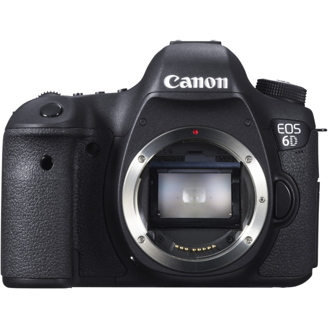 Canon EOS Digital SLR Camera 8035B002 6D