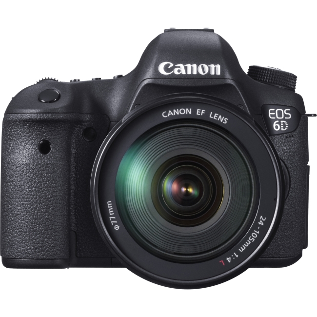 Canon EOS Digital SLR Camera 8035B009 6D
