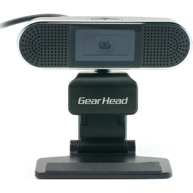 Gear Head 4MP 720P HD WebCam with Stereo Microphones WC7500HD