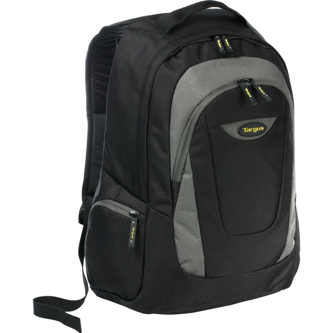 "Targus 16"" Trek Laptop Backpack Black TSB193US"
