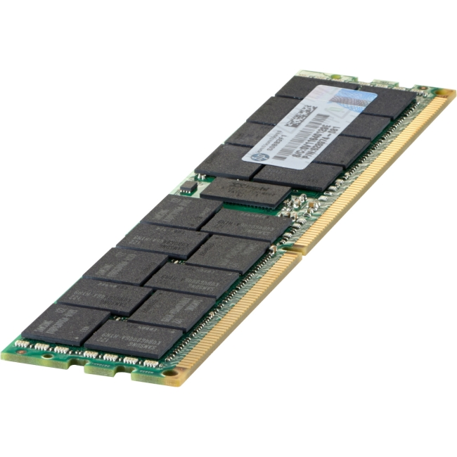 HP 4GB 1Rx4 PC3-12800R-11 Kit 647895-B21