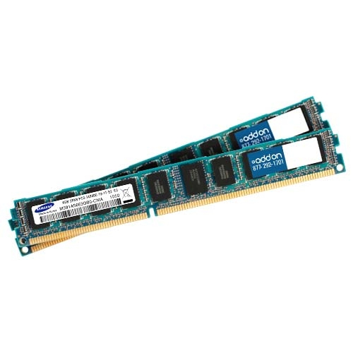 AddOn Factory Original 16GB Kit DDR3 1333MHZ LP RDIMM F/Cisco A02-M316GB1-2-L-AMK
