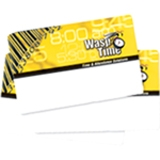Wasp 50 Add'l Barcode Badges, Seq 251-300 633808550936