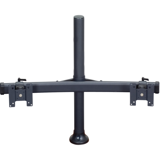 Premier Mounts Dual Monitor Curved Bow Arm MM-CB2