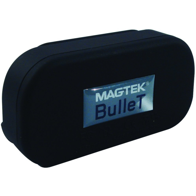 MagTek BulleT Bluetooth. Portable. Easy to Use 21073082