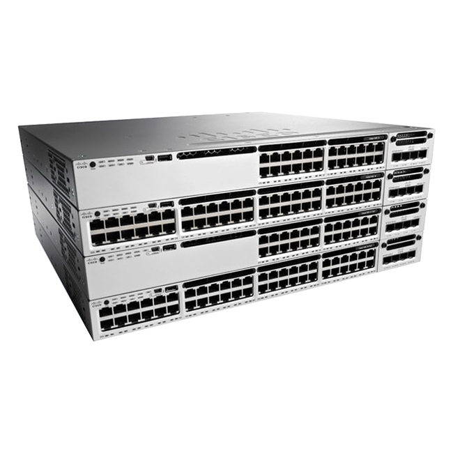 Cisco Catalyst Ethernet Switch WS-C3850-24P-L