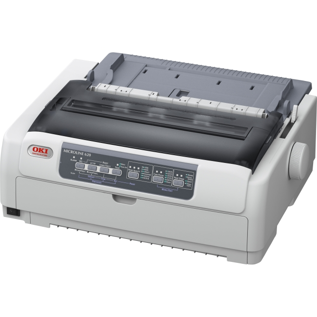 Oki MICROLINE 620 Dot Matrix Printer 91913701 ML-620