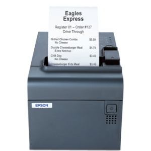 Epson Label Printer C31C412A8861 TM-L90