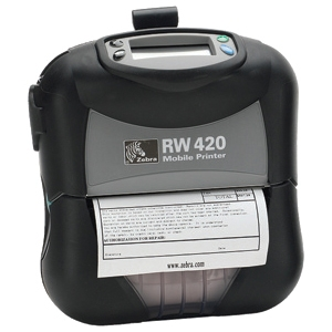 Zebra Receipt Printer R4D-0UGA010N-00 RW 420