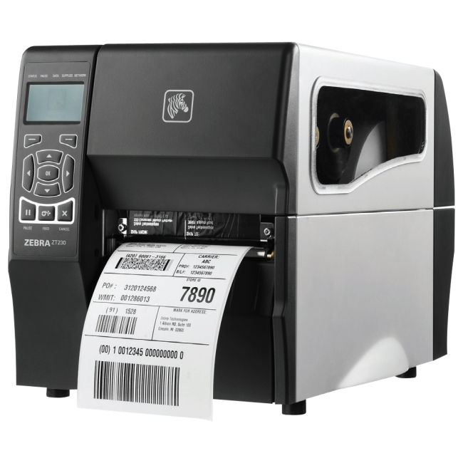 Zebra Industrial Printer ZT23042-T11000FZ ZT230