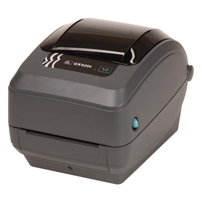 Zebra Desktop Printer GX42-102812-000 GX420t