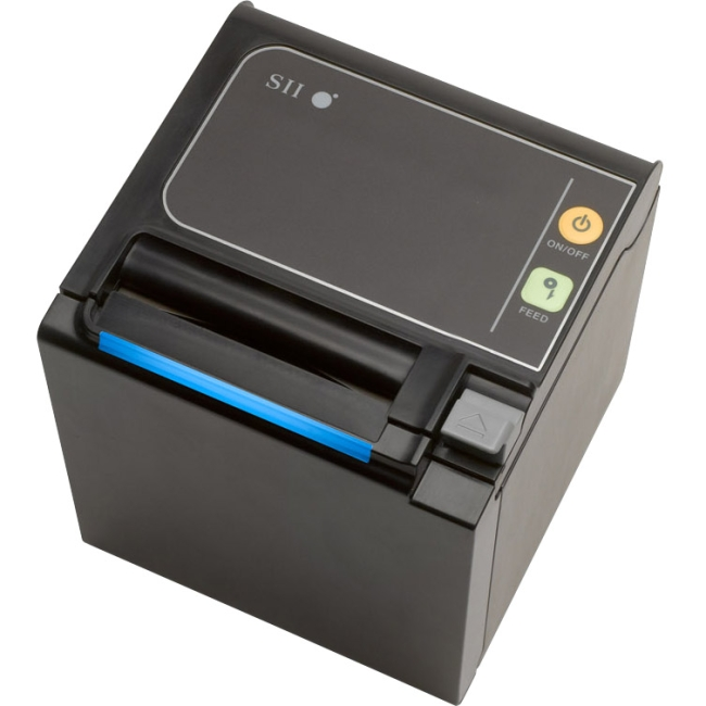 Seiko Qaliber Small Footprint High Speed POS Printer with LAN RP-E10-K3FJ1-E0C3 RP-E10
