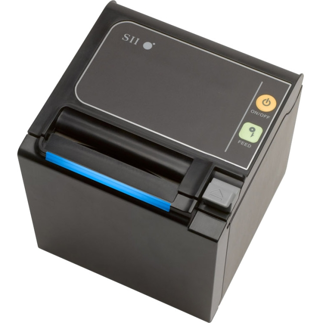 Seiko Qaliber Small Footprint High Speed POS Printer RP-E10-K3FJ1-S2C3 RP-E10