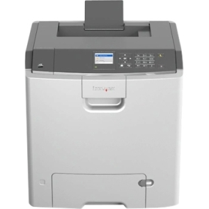 Lexmark Color Laser Printer Government Compliant CAC Enabled 41HT007 C748E