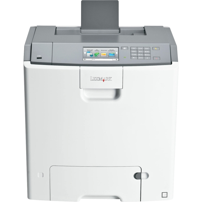 Lexmark Color Laser Printer Government Compliant CAC Enabled 41HT009 C748DE