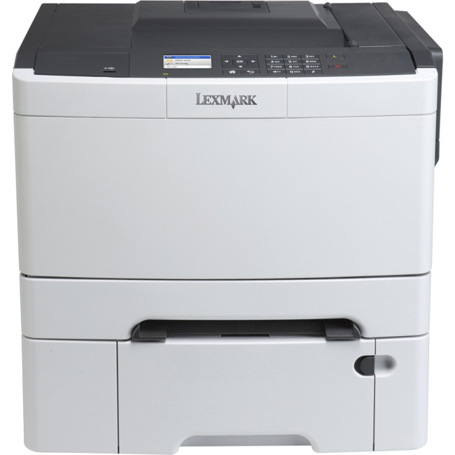 Lexmark CS410 Colour Laser Printer Government Compliant 28DT017 CS410DTN