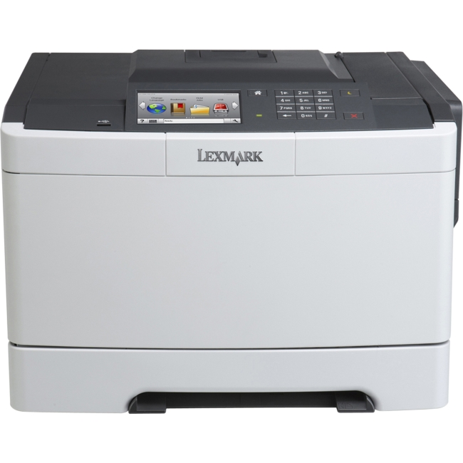 Lexmark Laser Printer Government Compliant 28ET026 CS510DE