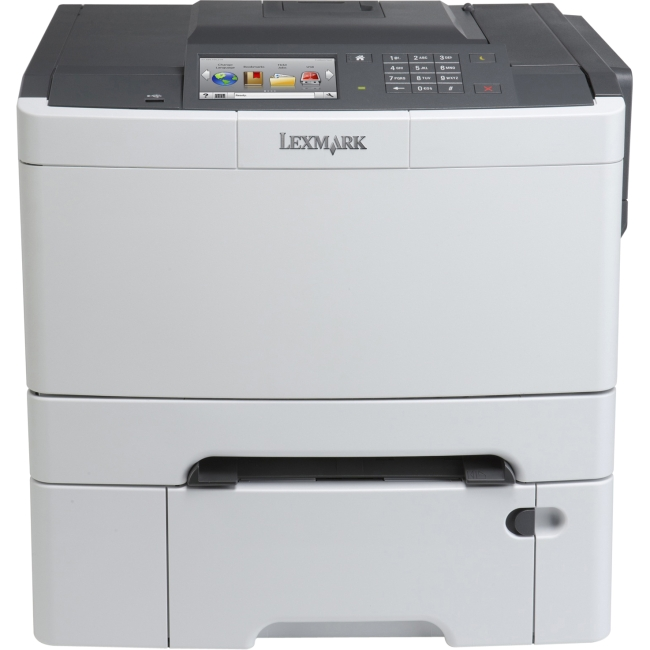 Lexmark Laser Printer Government Compliant 28ET027 CS510DTE