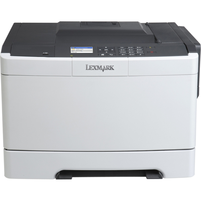 Lexmark Color Laser Printer Government Compliant 28DT021 CS410DN
