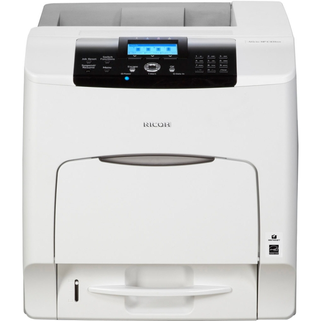 Ricoh Aficio Healthcare Optimized Printer 407197 SP C431DNHW