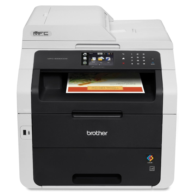 Brother LED Multifunction Printer MFC-9330CDW