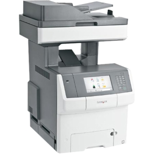 Lexmark Color Laser MFP Government Compliant 34TT007 X748DE