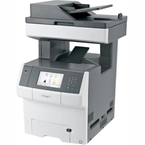 Lexmark Color Laser MFP Government Compliant CAC Enabled 34TT016 X746DE