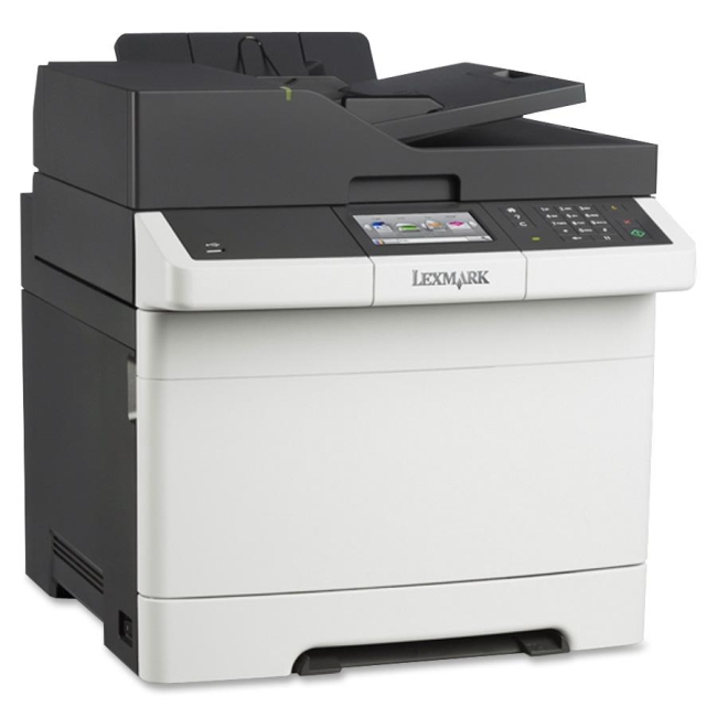 Lexmark Color Laser Multifunction Printer 28D0500 CX410E
