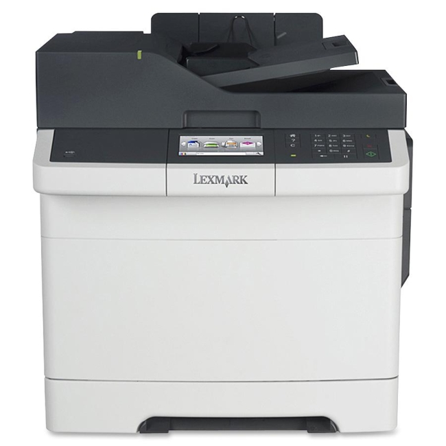 Lexmark Color Laser Multifunction Printer 28D0550 CX410DE