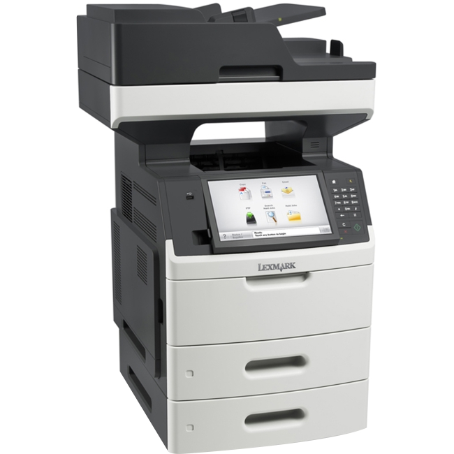 Lexmark Laser Multifunction Printer Government Compliant 24TT106 MX711DTHE