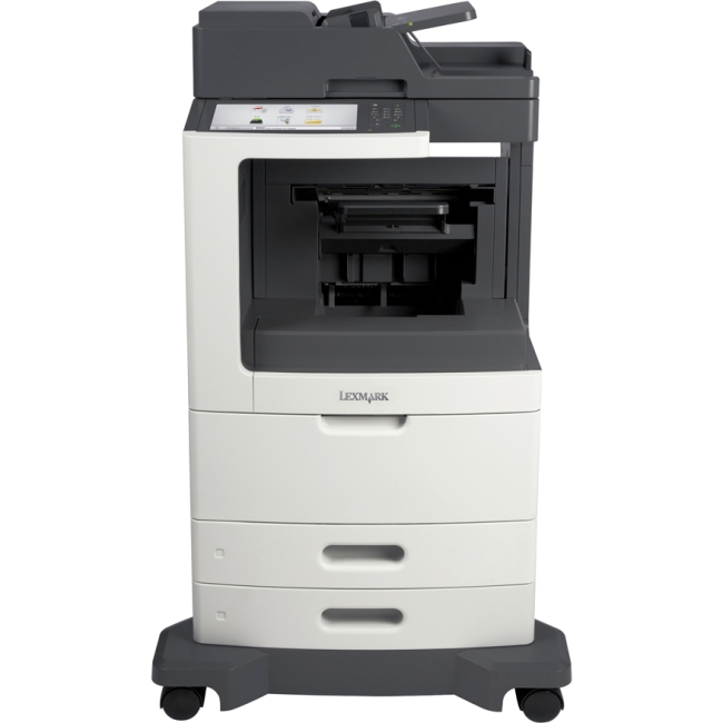 Lexmark Laser Multifunction Printer Government Compliant 24TT132 MX812DFE
