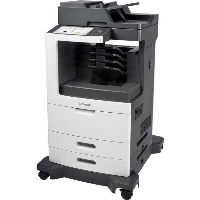 Lexmark Laser Multifunction Printer Government Compliant 24TT134 MX812DME