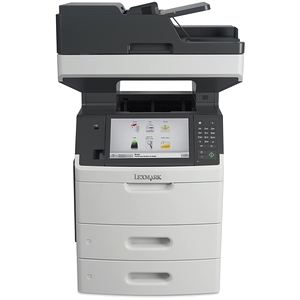 Lexmark Laser Multifunction Printer Government Compliant 24TT206 MX711DTHE
