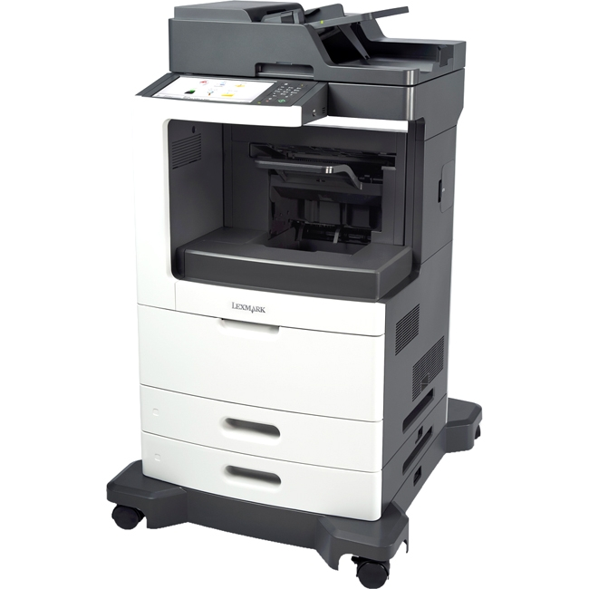 Lexmark Laser Multifunction Printer Government Compliant 24TT220 MX811DFE