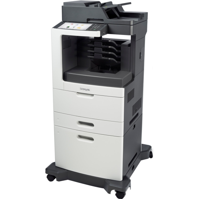 Lexmark Laser Multifunction Printer Government Compliant 24TT230 MX811DXME