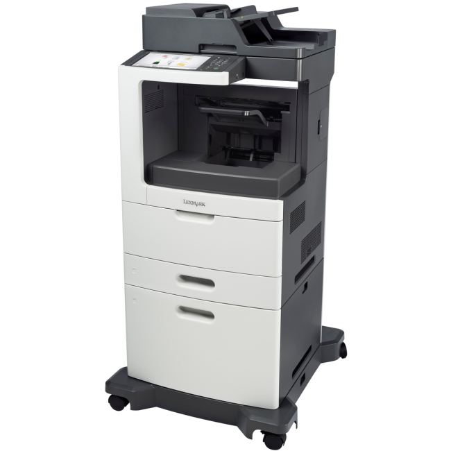 Lexmark Laser Multifunction Printer Government Compliant CAC Enabled 24TT328 MX811DXFE