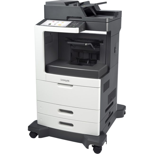 Lexmark Laser Multifunction Printer Government Compliant CAC Enabled 24TT351 MX810DFE